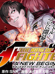 THE KING OF FIGHTERS~A NEW BEGINNING~